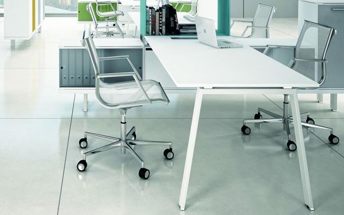 Arredamento Ufficio Brescia E Provincia : Ufficio operativo bralco scrivanie operative modulari brescia