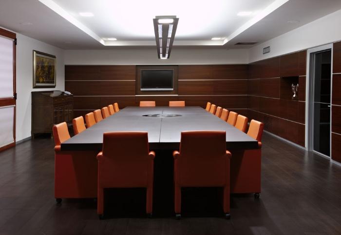 Tavoli Ufficio Riunioni : Tavoli riunione su misura di alta qualità a brescia milano
