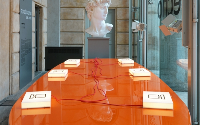 ... Tecno. Mobili per riunioni di altissima qualità a Brescia, Cremona