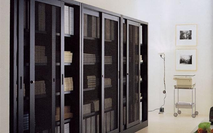 Armadi metallici per uffici scuole e ospedali fornitura for Armadi per uffici
