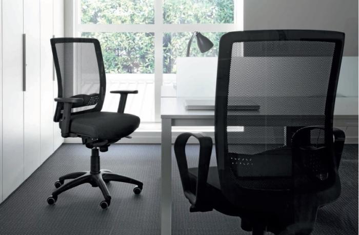 Sedie Ufficio Comode : Sedie per ufficio poltroncine operative comode e funzionali