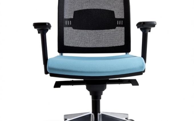 Sedie Ufficio Professionali : Poltrone operative e professionali schienale in rete. sedie per