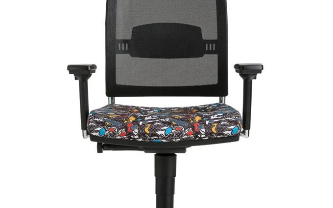 Sedie Per Ufficio Prezzi : Poltrone operative e professionali schienale in rete sedie per