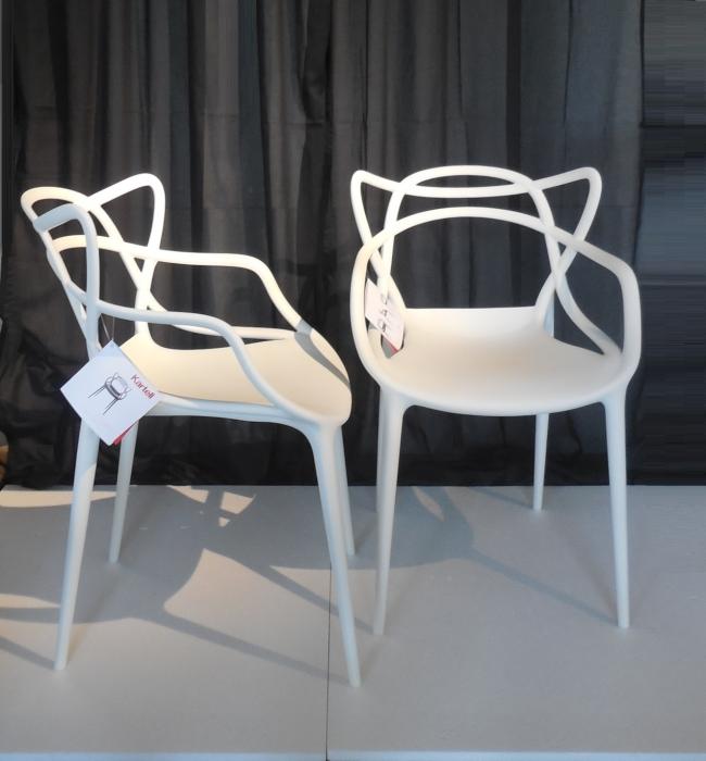 Sedie masters vari colori anche oro rame cromo vendita e consegna sedie kartell in lombardia - Sedia roberto ikea ...