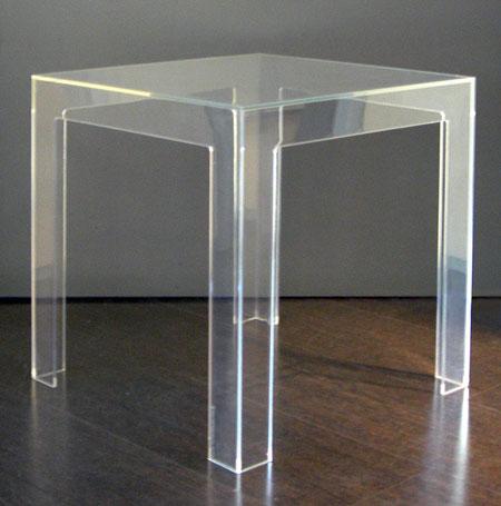 Noleggio arredi per stand e fiere sedie sgabelli tavoli - Tavolo policarbonato ...